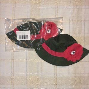 Gymboree girls size 8+ hat, NWT